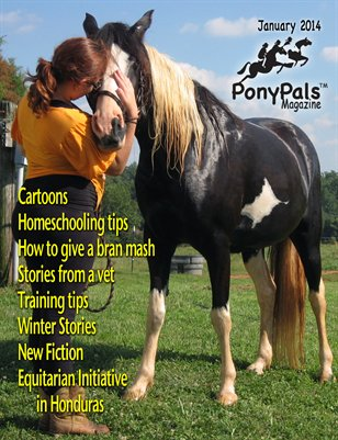 January 2014 Pony Pals Magazine [ Vol.3#8
