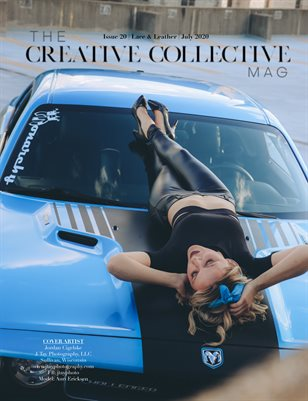 CC Mag Issue 20 Lace and Leather