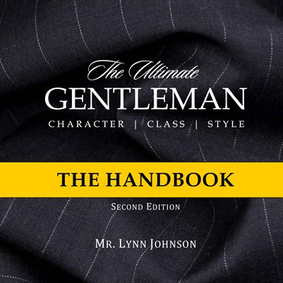 The Ultimate Gentleman: The Handbook