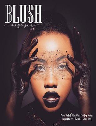 BLUSH Magazine | Issue 30 | Black