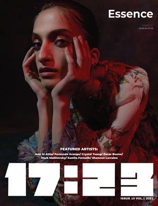 17:23 MAGAZINE ISSUE 10 VOL.1 2021