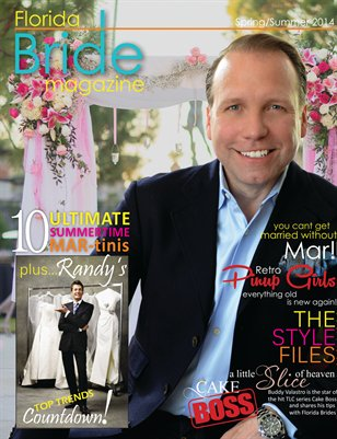 Florida Bride Magazine Spring/Summer 2014