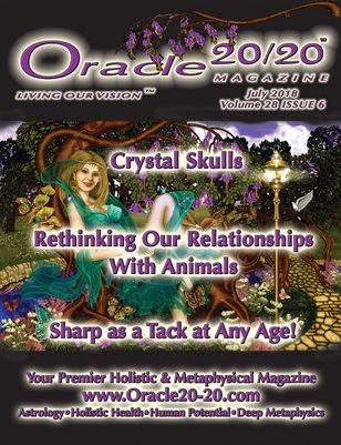 Oracle 20/20 Magazine July 2018