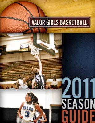 2011-2012 Girls Basketball Season Guide