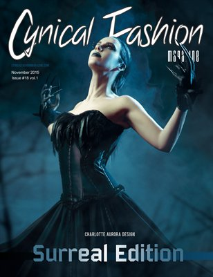 Cynical Fashion Mag Issue #18 Vol. 1