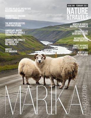 MARIKA MAGAZINE NATURE & TRAVELS (ISSUE 590 - February)