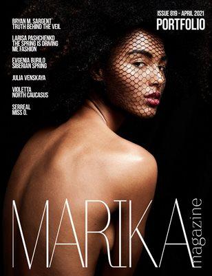 MARIKA MAGAZINE PORTFOLIO (ISSUE 819- APRIL)