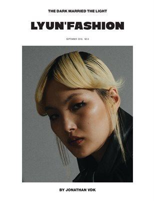 LYUN Fashion No.9 (Vol No.6) C4