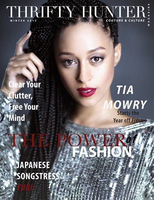 Thrifty Hunter Magazine Winter 2015