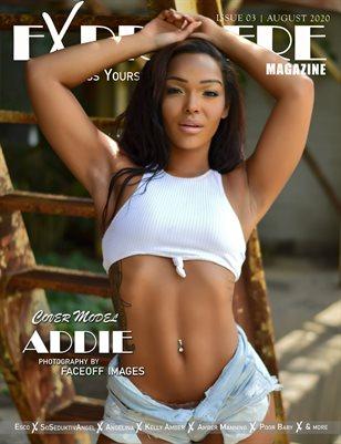 Exprimere Magazine Issue 003 Ft Addie