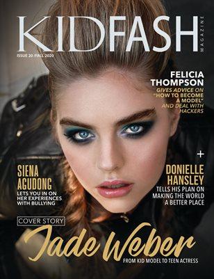 KidFash Magazine September 2020 Issue 20