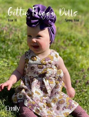 Gettin Froggy Dolls  Issue 6