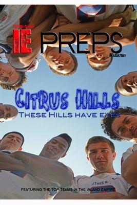 Citrus Hill Cover 2013