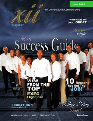 TWELVE Magazine - Success Guide