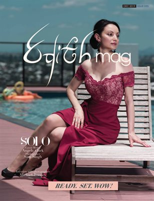 EDITH MAG | ISSUE 035 | DECEMBER 2019