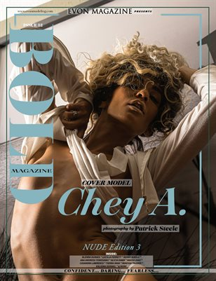 BOLD Magazine Issue 12 (NUDE 2019 Edition 3)