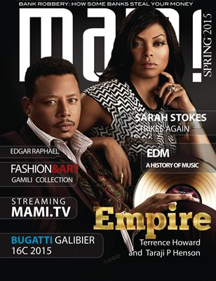MAMi Magazine Spring 2015 EMPIRE