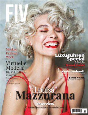 FIV Magazine #6 (German)