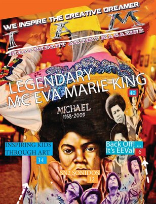 Independent Artist Magazine February/March 2013
