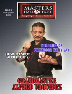 Masters Hall of Fame issue 8