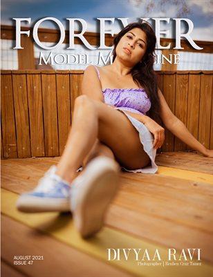 FOREVER Model Magazine Issue 47