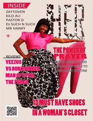 ThatsHer Magazine Issue #6