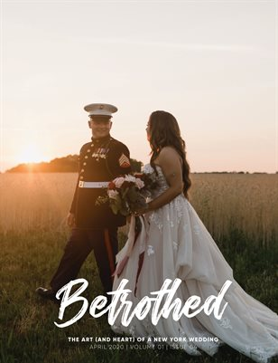 Betrothed Magazine - April 2020