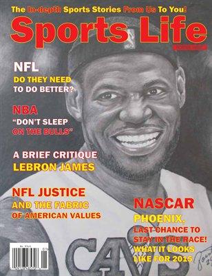 Sports Life magazine 0115