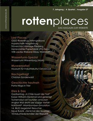 rottenplaces Magazin 4/2019