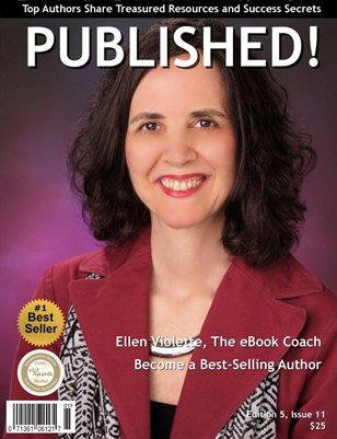 PUBLISHED! 11 Excerpt featuring Ellen Violette
