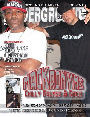 The Underground Fix Magazine Issue #42