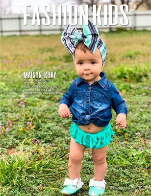 Fashion Kids Magazine | Issue #120 Spring Special Vol 2