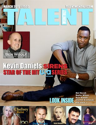 Talent Monthly Magazine March 2015