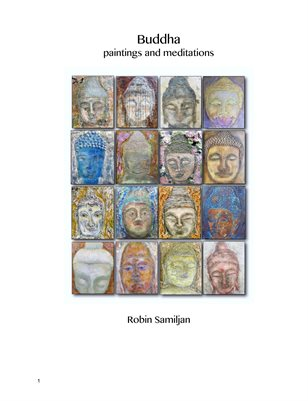 Buddha, paintings and meditations