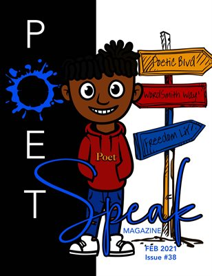 Poet Speak Magazine ISSUE#38