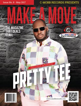 Make A Move Magazine issue 8