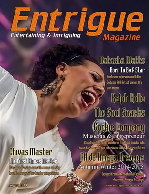 Entrigue Magazine August 2014