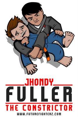 Jhondy Fuller Logo - Poster