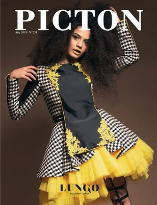 Picton Magazine AUGUST 2019 N231 Cover 3