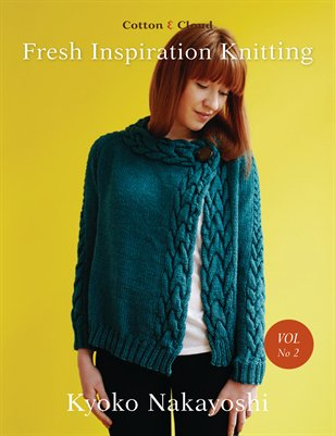 Fresh Inspiration Knitting Vol.2