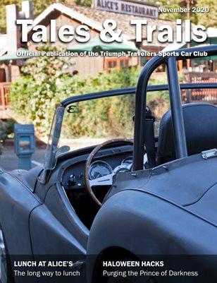 Tales & Trails - November 2020