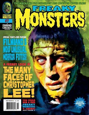 Freaky Monsters #07