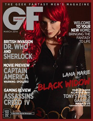 Geek Fantasy - March 2014 Variant