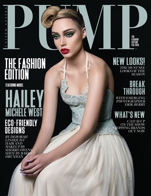 PUMP Magazine - The Fashion Edition