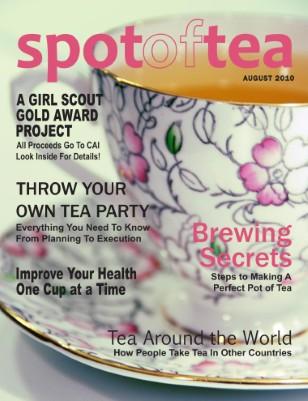 Spot of Tea, August 2010