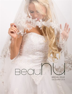 beauNU Magazine Bridal December 2014