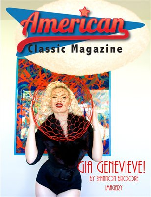 American Classic Magazine July Issue