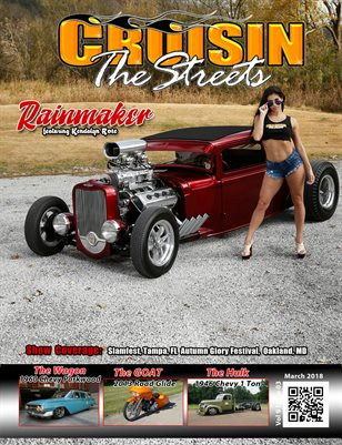 March 2018 Issue, Cruisin the Streets