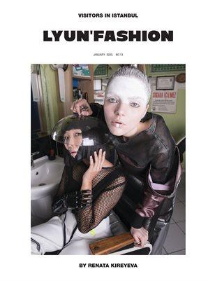 LYUN ISSUE No.13 (VOL No.4) C3