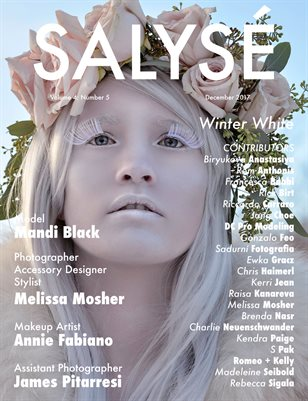 SALYSÉ Magazine | Vol 4:No 5 | January 2018 |